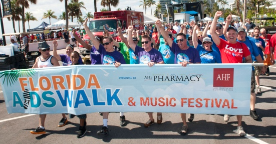 2012 Florida AIDS Walk