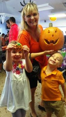 Happy Pumpkin Party guests!