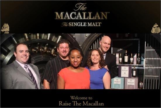 Raise The Macallan