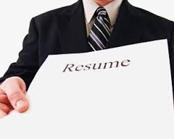 resume hired
