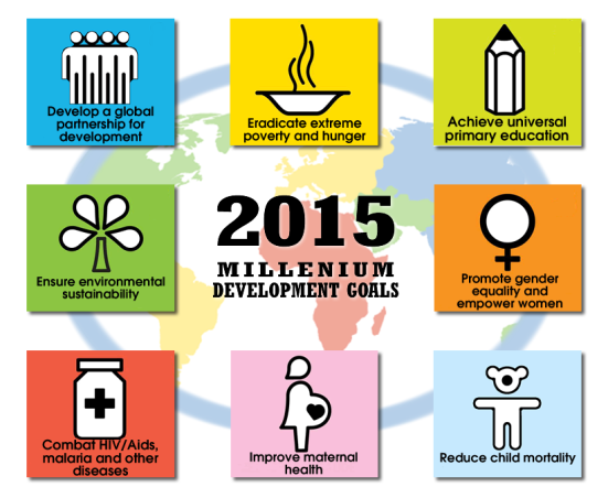 millenium development goals 2